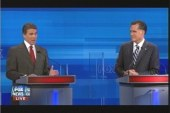 The Perry, Romney back-and-forth continues...