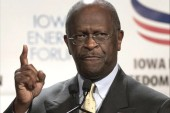 Can Cain ride out the allegations?