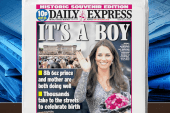 Will Royal Family make their first...