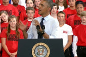 Scarborough: Obama can't find anything he...