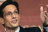 Steele on Kyl, Cantor: Right now, it's...