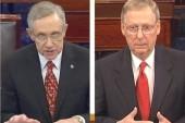 Reid, McConnell plan gets heat in D.C.