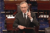 Reid moves up 'cut, cap and balance' vote