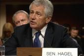 Did Hagel's confirmation hearings turn...