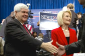 Bombshell in Gingrich ex-wife's interview?