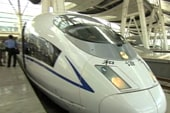 China unveils new high-speed bullet train