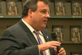 Christie says he doesn't worry about being...