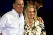 Romney still largely shy about discussing...