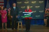 Hillary Clinton endorses McAuliffe