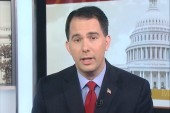 Gov. Scott Walker on what he'd redo in...