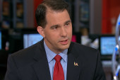 Scott Walker: Romney can't make campaign...