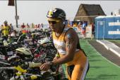 NFL star competes Ironman championship