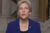 Elizabeth Warren goes after big banks with...