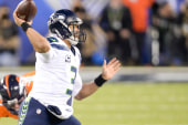Seahawks QB: We brought our A+ game