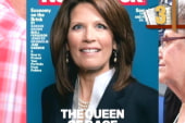 Week in Review: Bachmann's Newsweek cover