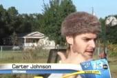Week in Review: Guy in coonskin cap...