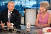 Syria debate: Brzezinski says no...