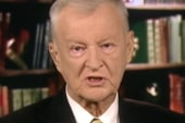 Dr. Brzezinski: 'On our way to losing...