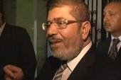 Muslim Brotherhood candidate Morsi wins...