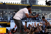 Where in the world is rap superstar Nelly?