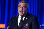 Will Bush beat out other GOP candidates in...