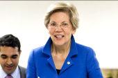 America's bankrolling Elizabeth Warren
