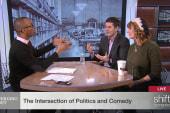 Has satire made political topics more...