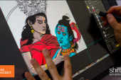 Inside India's new comic book super-heroine