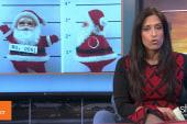 Santa Claus - the criminal?