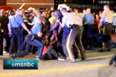 Journalists on the ground in Ferguson