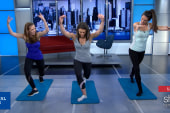 Do these moves to meet your New Year's...