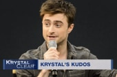 Daniel Radcliffe works magic with feminists