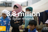 How winter is affecting Syrian refugees