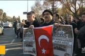 Turkey's media raid draws critics