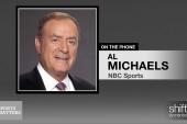 Al Michaels on NBC's Premiere Boxing...