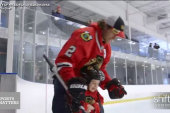 'Sports Matters Moment' Duncan Keith and...