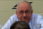 Boeheim doesn't care what NCAA thinks. Say...