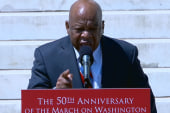 Rep. Lewis: The vote is precious, it is...