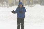 Snow, freezing temps plague the northeast