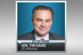 Kaine: 'Critically important' military has...