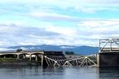 Bridge collapses over Skagit River on I-5...