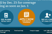 Nearly 2 million visited Healthcare.gov on...