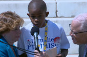 Johnson: 'Every child deserves a great...