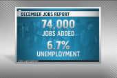 Why the bad jobs report?