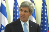 Kerry: Peace not 'Mission Impossible'
