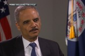 Holder: Many voter ID laws are partisan
