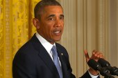 Christie 'outraged'; Obama's NSA reform