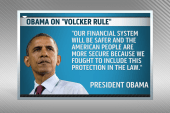 Volcker, Obama and regulating big banks