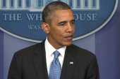 Obama cites better racial environment in...