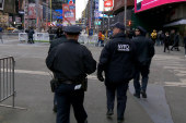 Massive security operation for Super Bowl